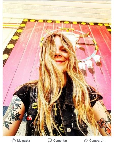 Sarah Shook & The Disarmers / Country crudo, actitud punk 15nrg4i