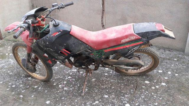 Rieju Drac 50 cc 15o9pbs