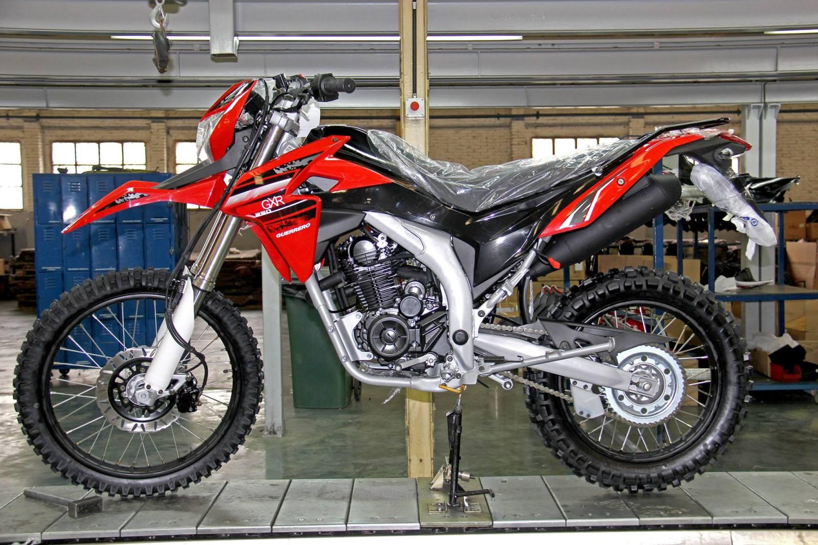 Nueva Guerrero GXR 250 15p4os6