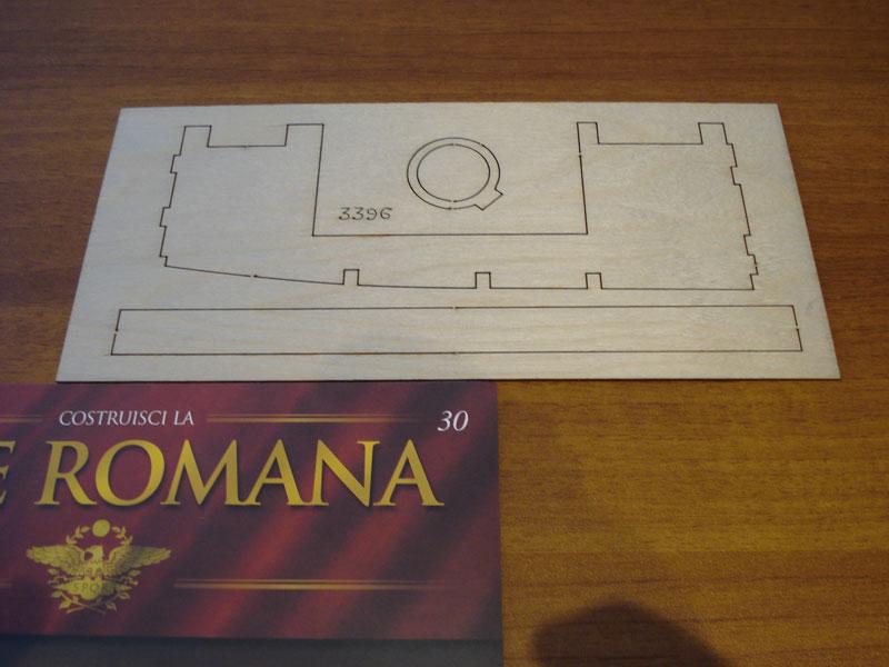 nave - Nave Romana Hachette - Diario di Costruzione Capitan Mattevale - Pagina 5 15x36a