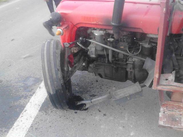 Prometne nesreće sa traktorima    16grih