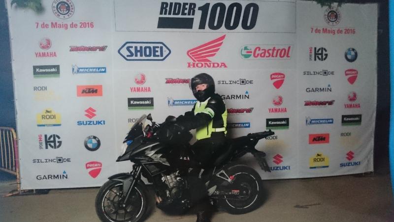Altura Moto  1o16vt