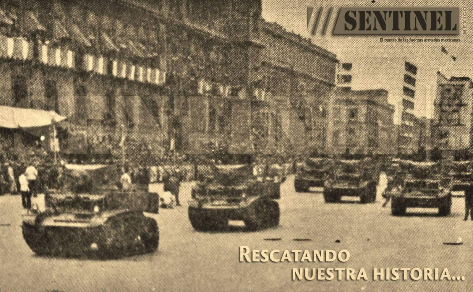 fotos vintage de las Fuerzas armadas mexicanas - Página 8 1yr8dy