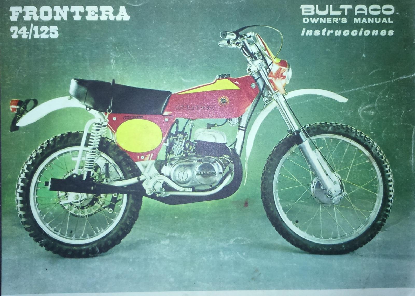 Os presento mi Bultaco Frontera 74 1yvcqe
