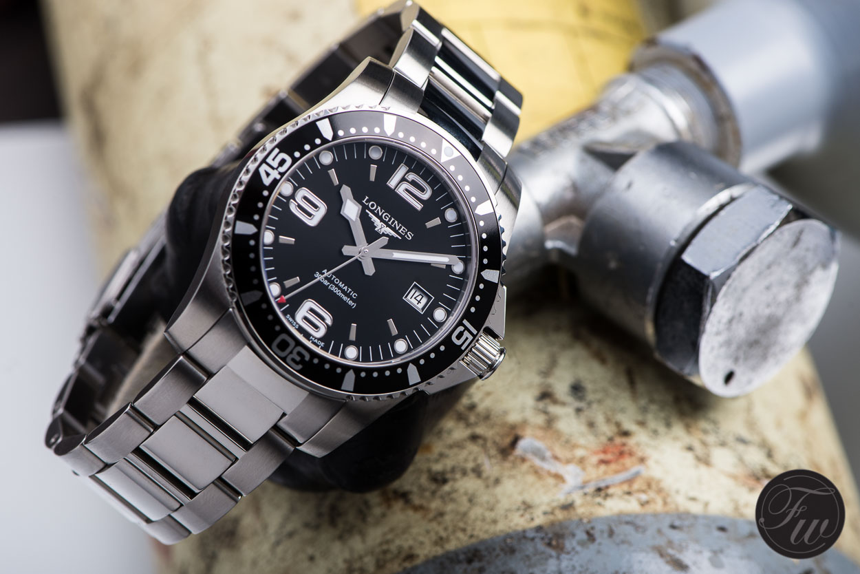 Certina DS Action-Longines Hydroconquest 1z6fa5w