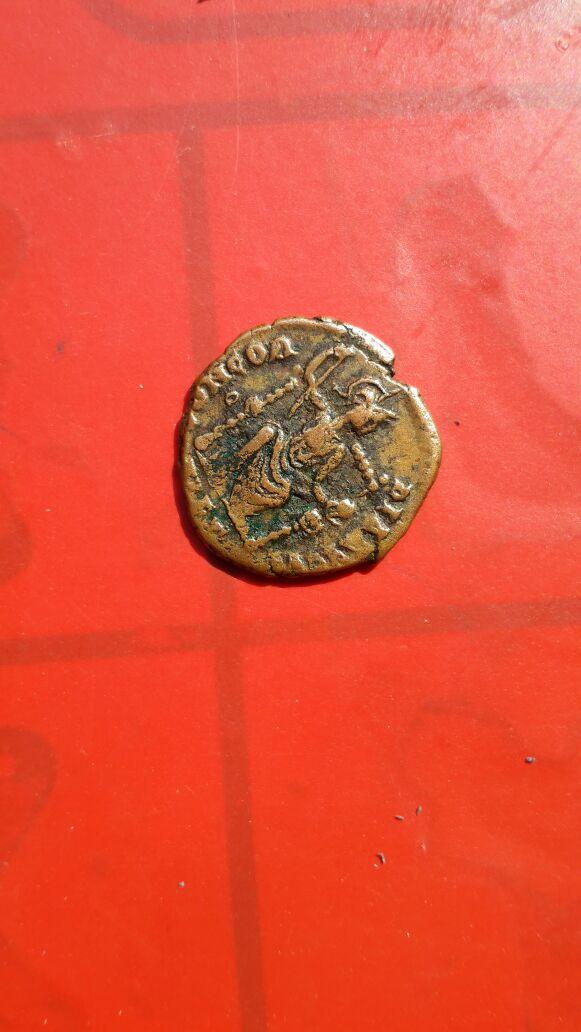 عملة رومانية قديمة مع الصور للتقيم  209oahz
