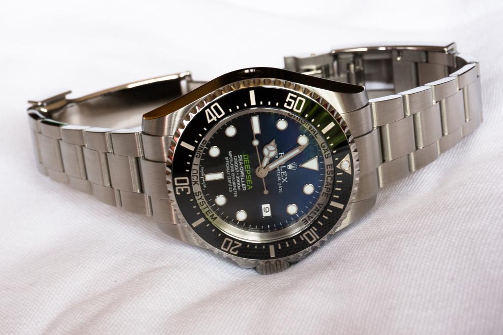 Présentation de la Rolex 116660 SDDS D-Blue James Cameron 20idjxe