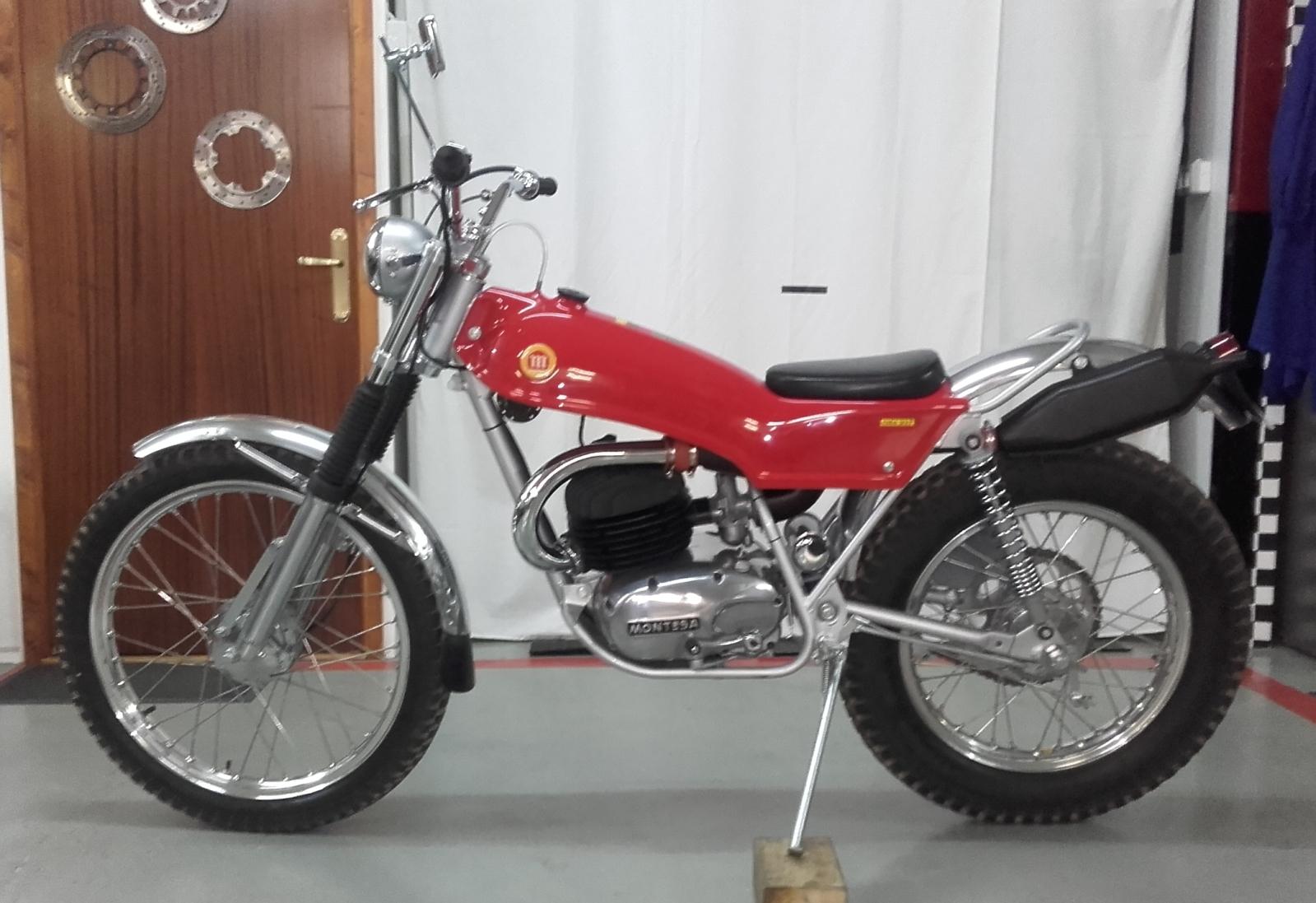 cota - Montesa Cota 247 * Super76 20sxiio