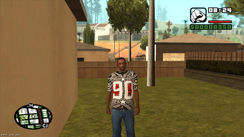 ROUPA - camisa Thug Nine 212c104