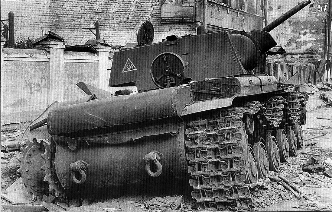 КВ-1 Ленинградский фронт 1942г 21mrcqh