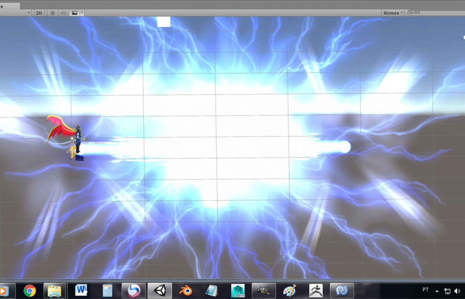 [TUTORIAL] Sistema de colisao de rajadas de energia tipo Dragonball Z 24dem35