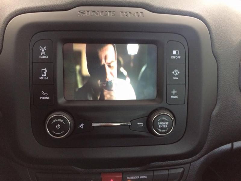Interface de vídeo com desbloqueio, Disqueteira DVD Alpine e monitores Alpine encosto cabeça com fones sem fio. 24erlzl