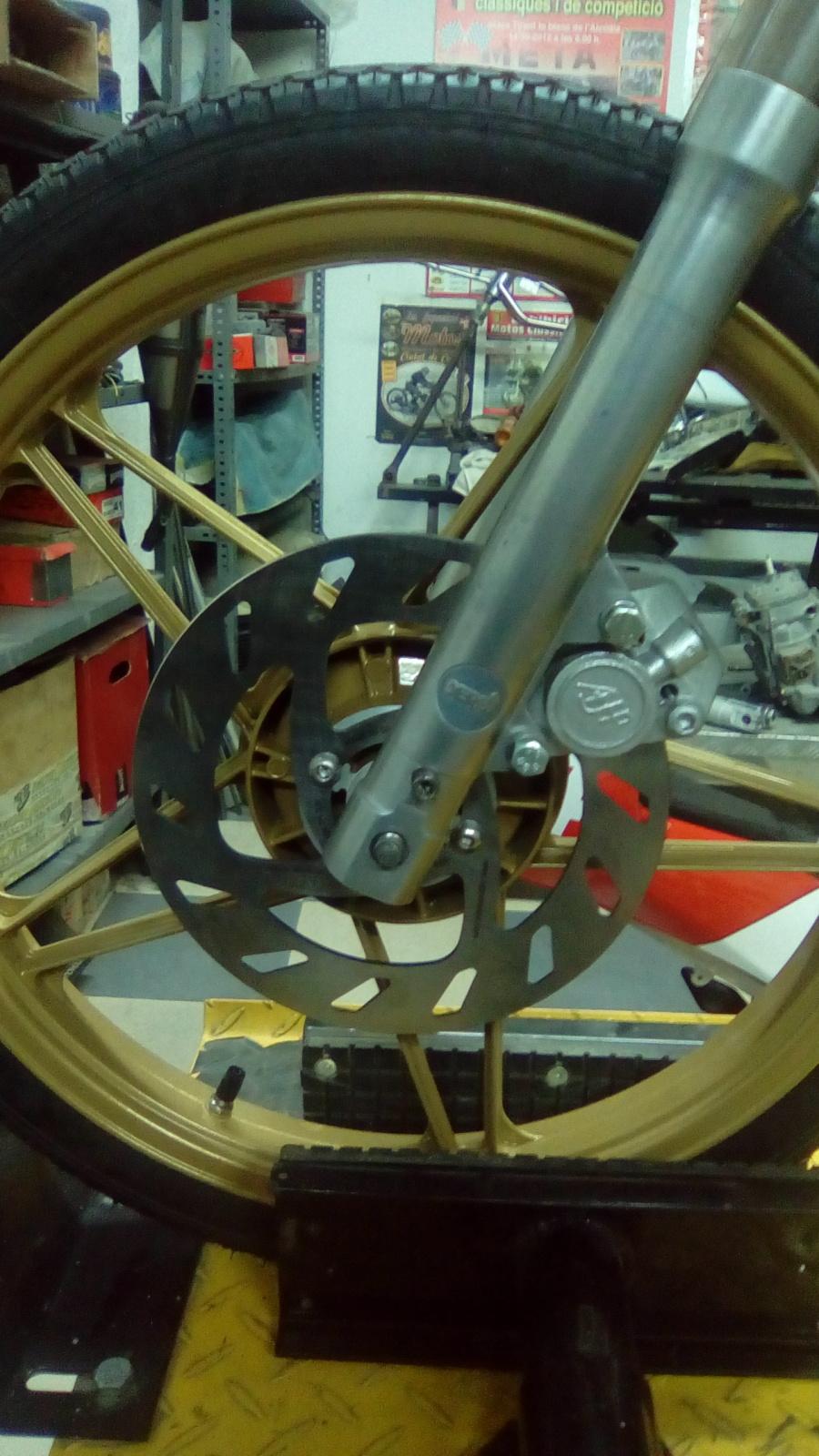 Monocasco APM Kreidler 24vm902