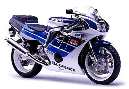 Resucitando Suzuki GSX-R 750 / 90 24zvsrd