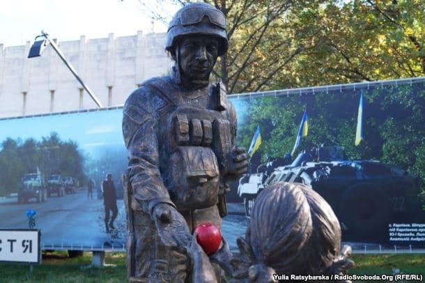 Городские скульптуры - Страница 4 262w30w