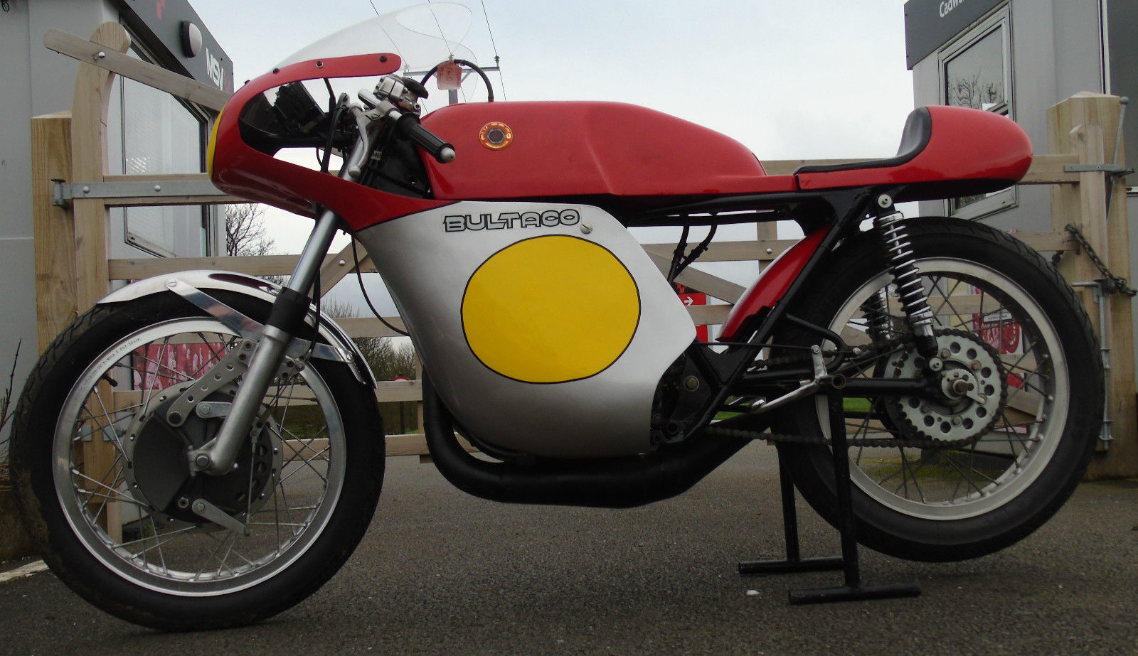 Replica Bultaco TSS 350 - 1967 264th6u