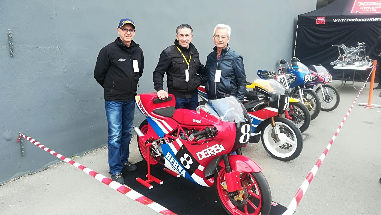 Replica Derbi 125 Moto Herna 27y4f2o