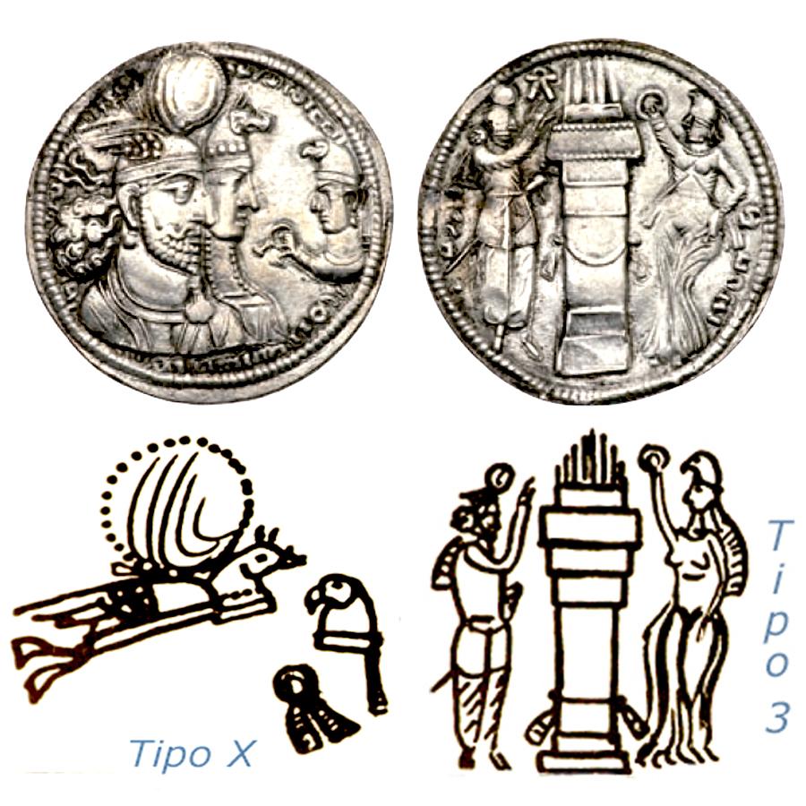 Las coronas de los shas de Persia. 28iul8h