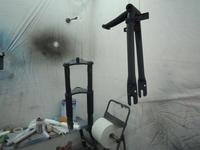 Mobylette Cady E-14 negra, Inicio restauracion. 28jz7zd