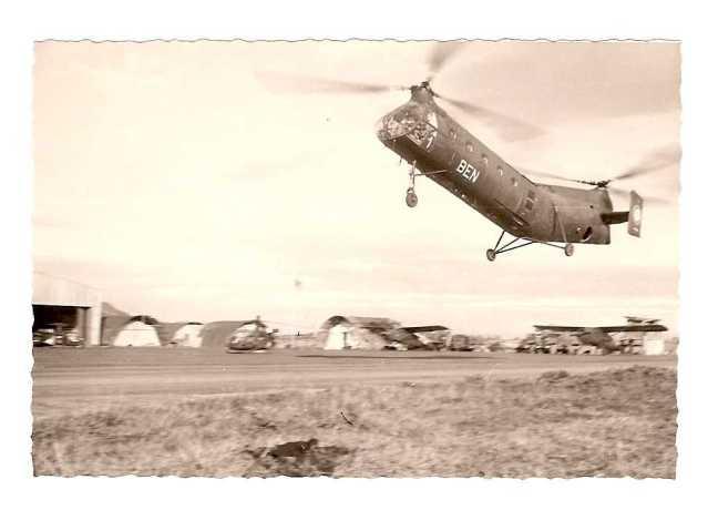 Pilote de l'ALAT en AFN 28nkia