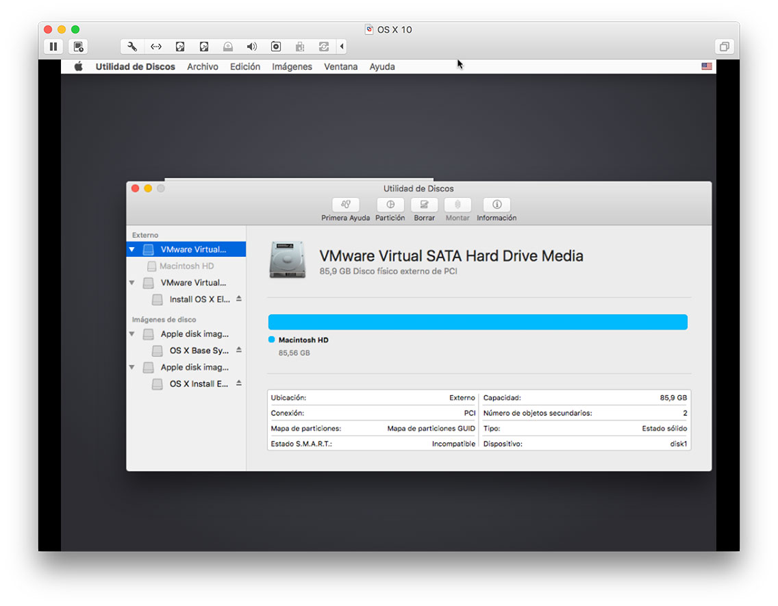 [TUTORIAL] VMWARE: INSTALANDO OS X EL CAPITÁN EN OS X Y WINDOWS... A LA BILBAÍNA 291kpog