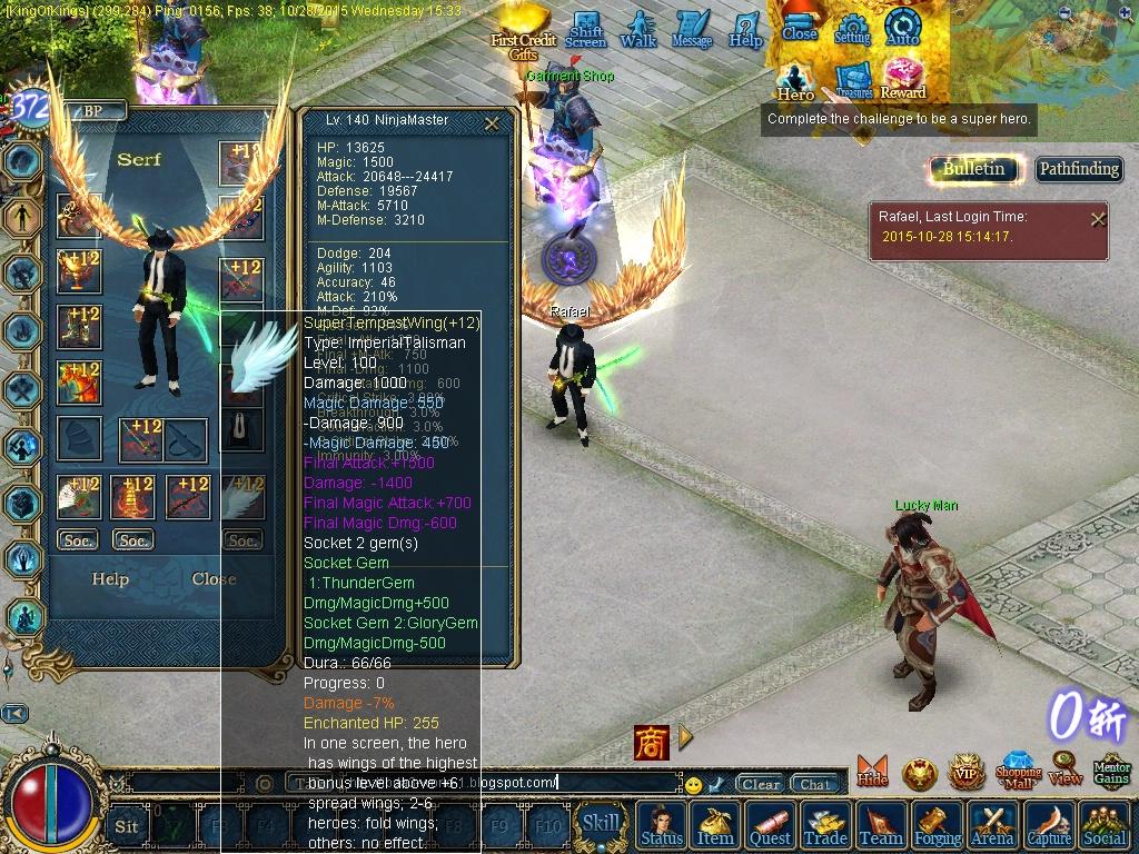 Source Dragon KiNG v6136 com a novas Wings (asas) 2944e2f