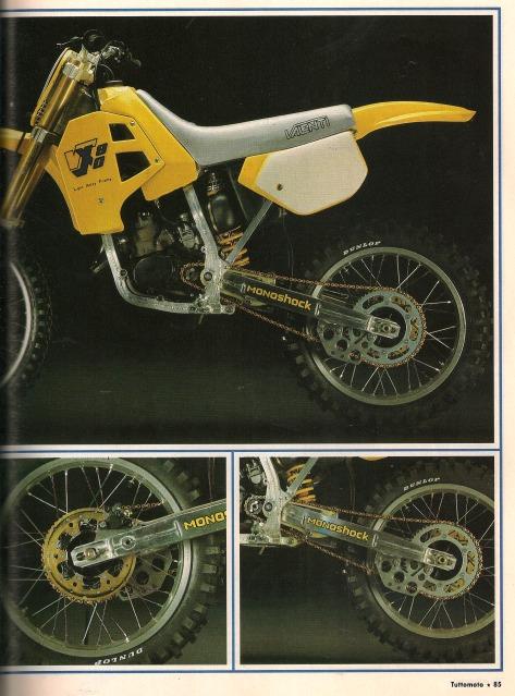 VALENTI MC80 1988 Aluminio 29w4hg8