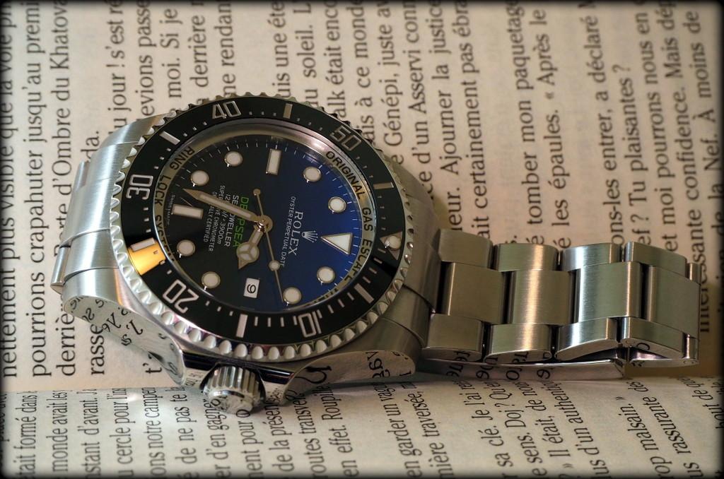 Présentation de la Rolex 116660 SDDS D-Blue James Cameron 29w6ce8