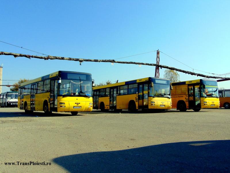 Autobaza TCE Ploiești 29wv58k