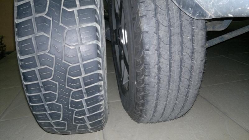 Trocar pneus 205/65 R15 por 205/70 R15 2a7zuox