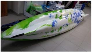 Nuevo kayak Marlin de Galaxy Kayaks! 2cafxc