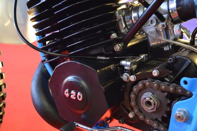 Pursang motor Yamaha 2chmi35