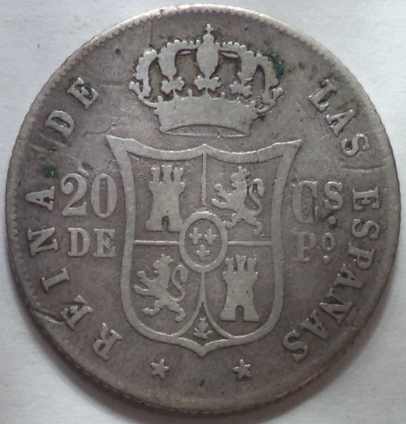 Monedas Españolas de las Filipinas 2chp8jd