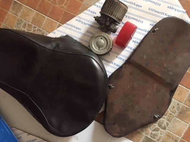 Bultaco Mercurio 155 2cp88rd
