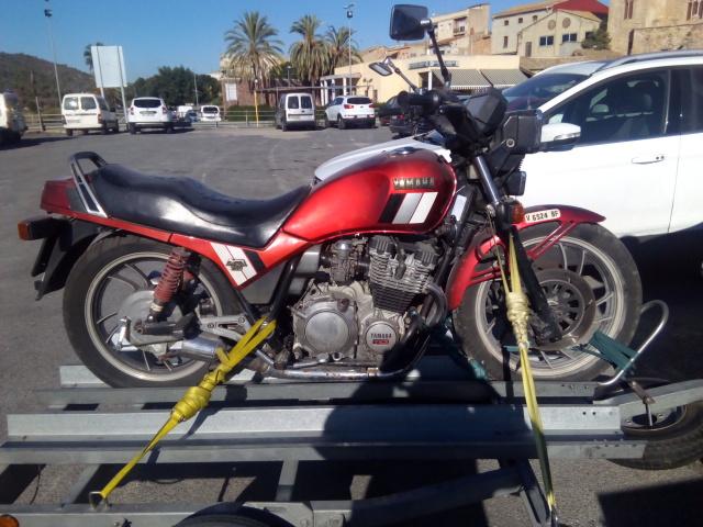 Yamaha XJ 750 Seca 2d26176