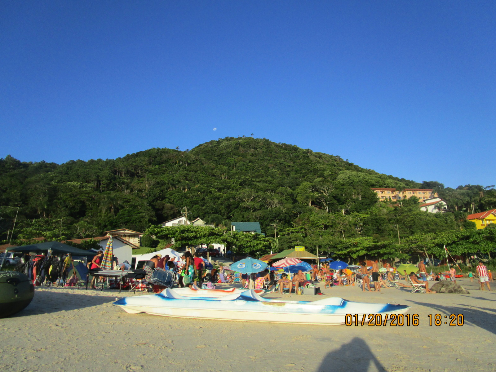 Informe Camping en Brasil - Camping 4 Ilhas - Bombas y Bombinhas 2d7t3dd