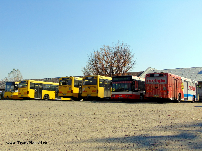Autobaza TCE Ploiești 2ey87cm