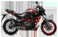 MT-07 Moto Cage