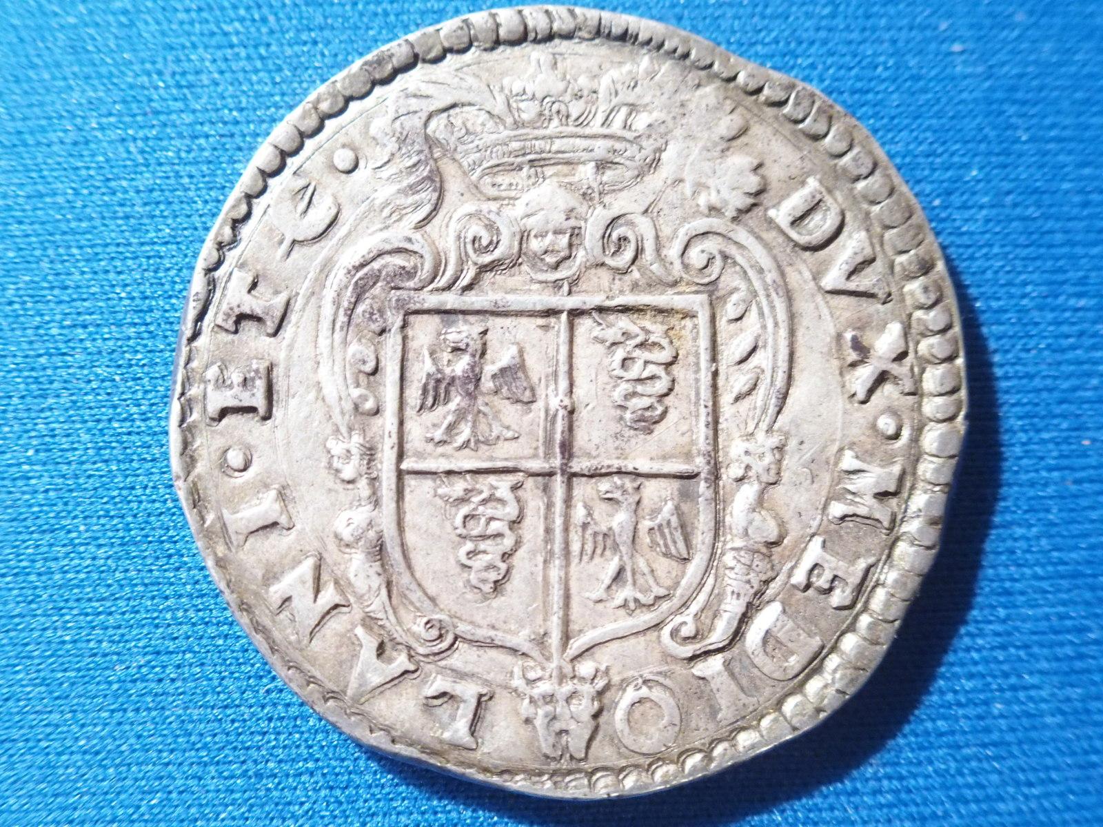 Escudo Felipe II Milan 1582 2i9atl