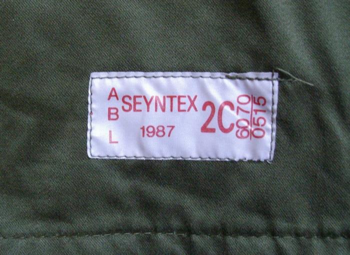 Belgian army corporal 1987 2i9idc5