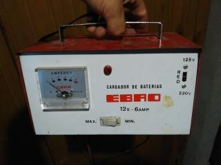 Cargador de baterías Ebro 2igoqx0