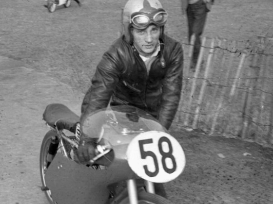 50cc - Itom 50cc de carreras 1967 2jxdzc