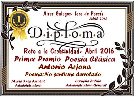 Premios de: Antonio Arjona 2l9pkxv
