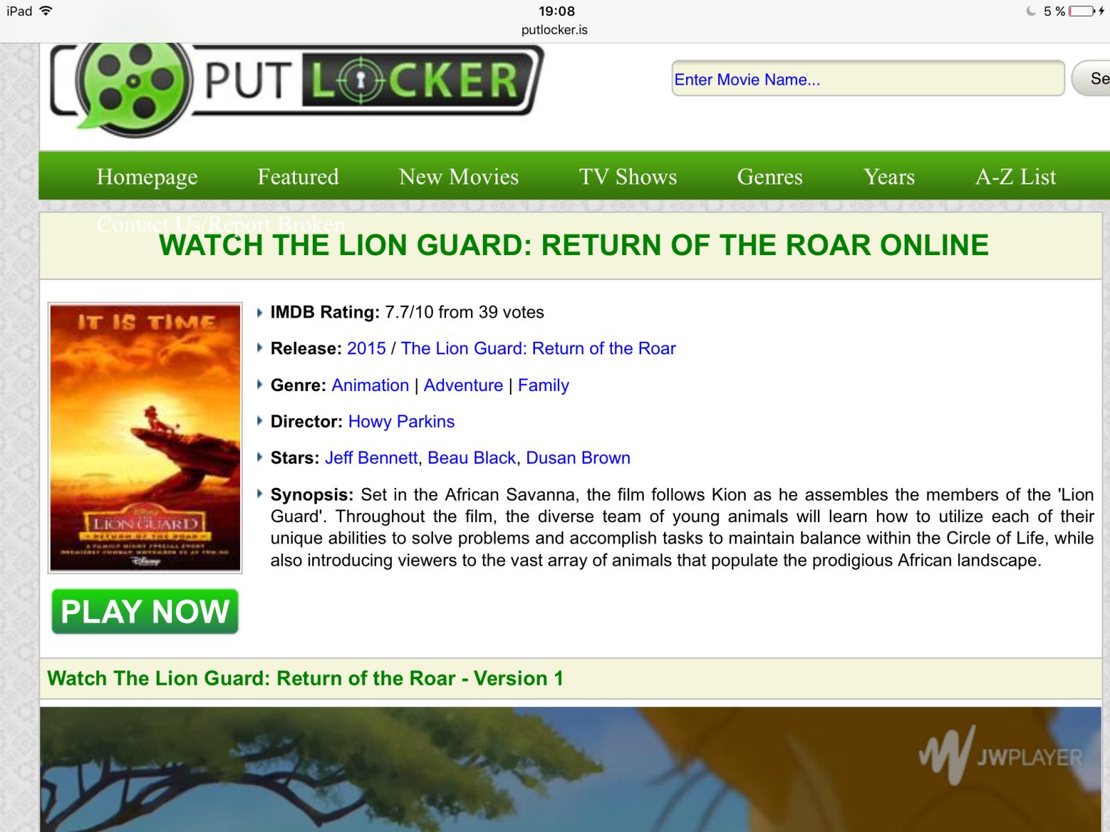 The Lion Guard online completa [Sin descargar]  2llhyxi