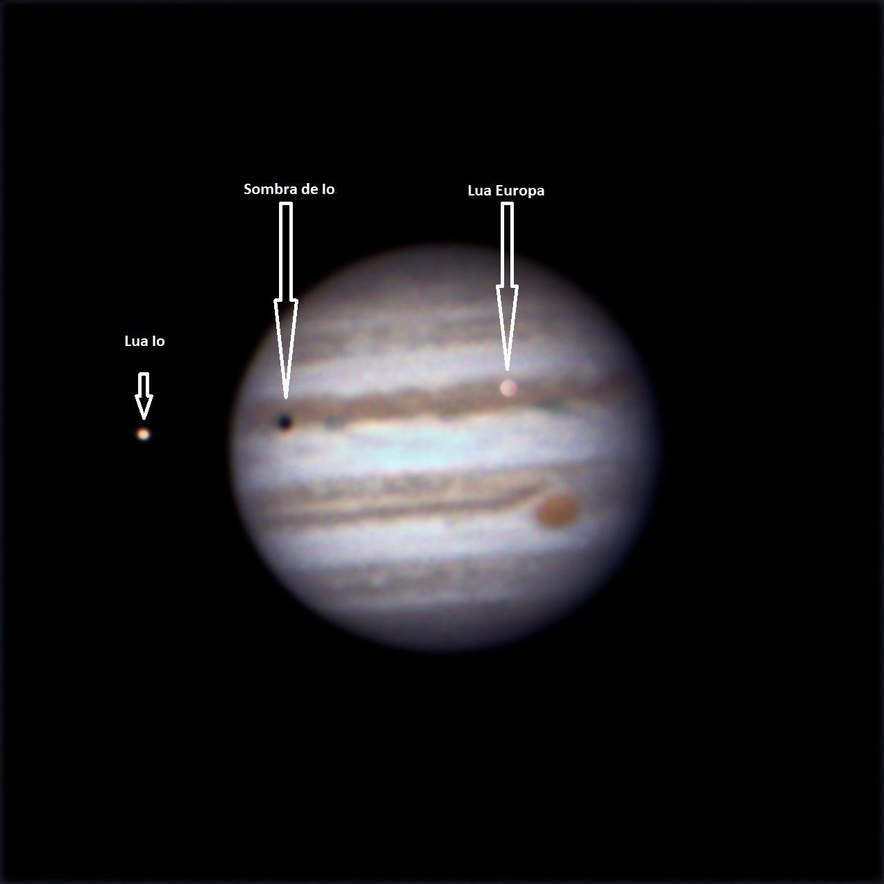 Trânsito das Luas de Júpiter. 2ms515k