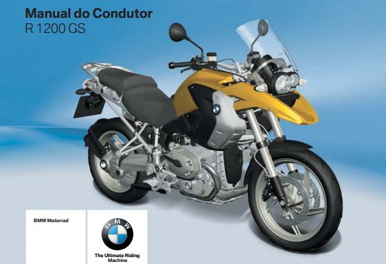 BMW - R 1200 GS  - Manuais 2mwyuzl