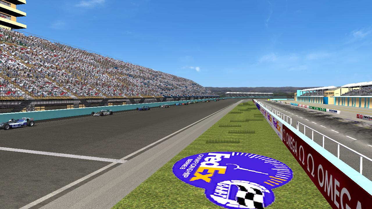 SCE CART Homestead 1998 Speedway 2my4c1