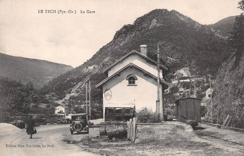 El tren petit de l'Alt Vallespir. 2n25br