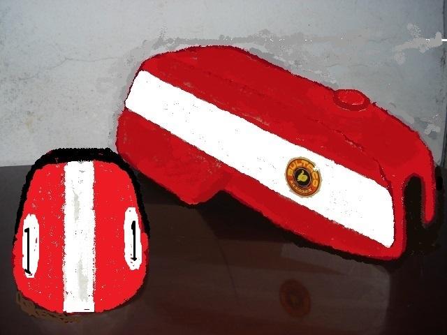 Mi nuevo proyecto: Bultaco Junior kit America 2n8tox4