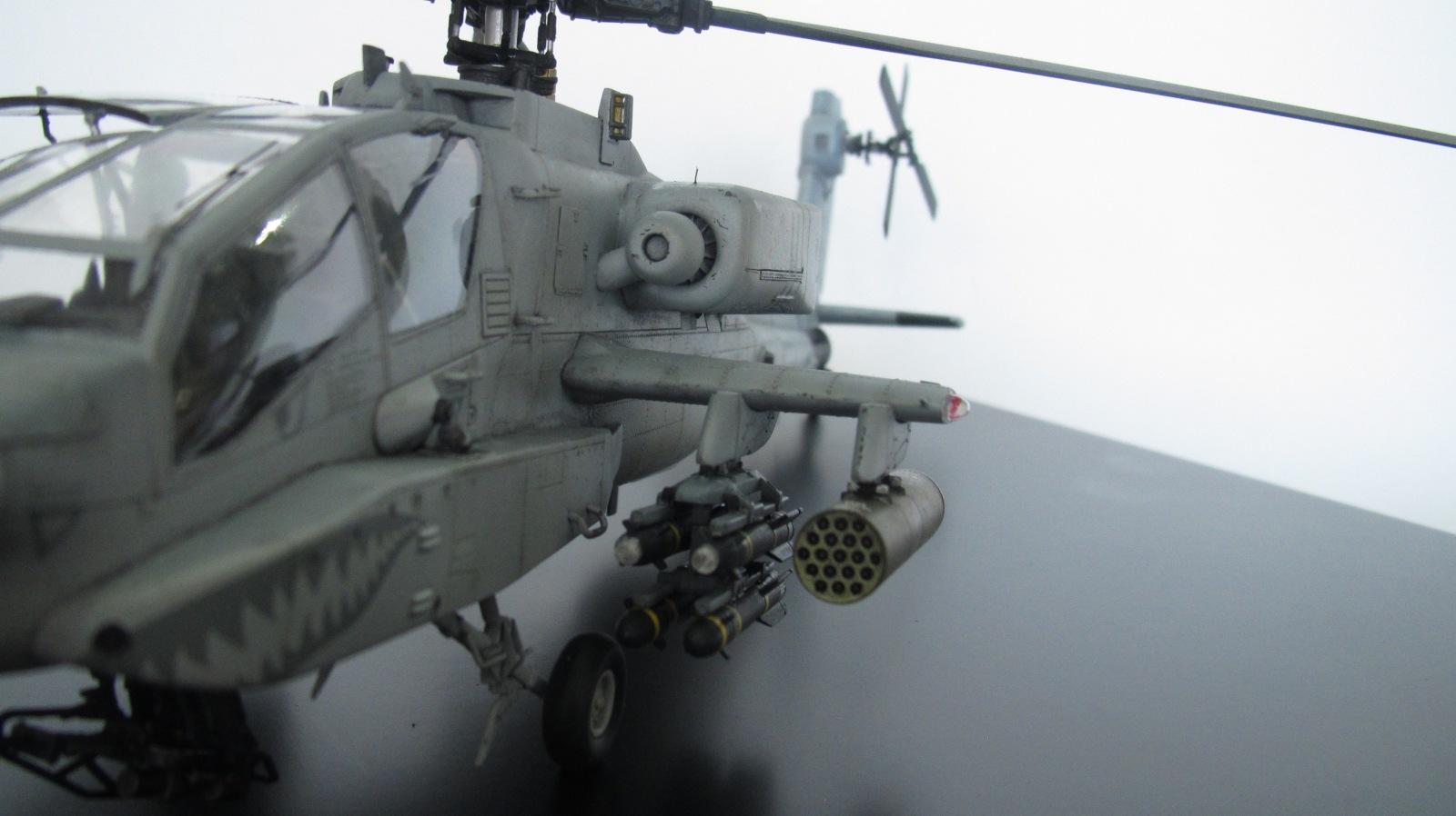 "AH-64A Apache ""Gray Camo 2003"" 2n8tusl"